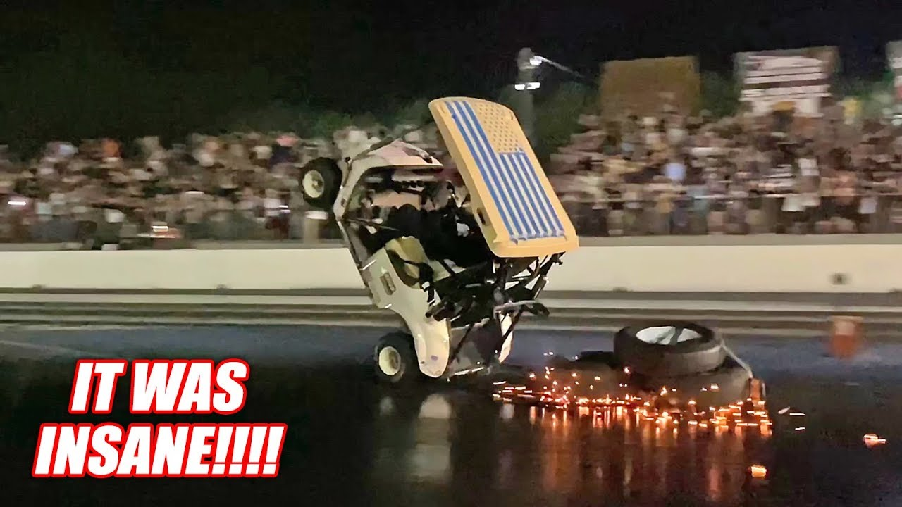 Build Wars DAY 6: RACE DAY!!! Epic Competition Ends With a Violent WRECK...