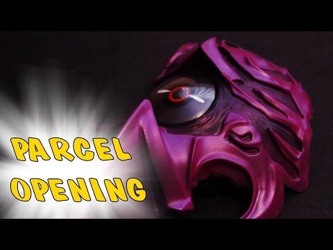 Tokyo Ghoul Product Opening: Kakuja Mask