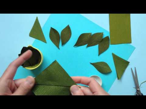 Papetal - Introduction to Paper Flowers - LEAF