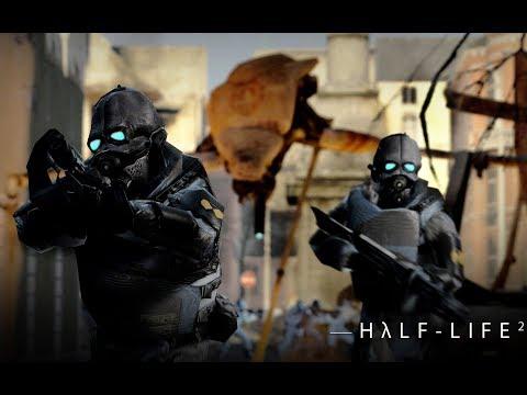 Half life 2------Part 10.......Anticitizen One