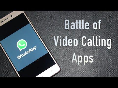 WhatsApp Vs Duo Vs Skype Vs Facebook - Battle of Video Calling Apps