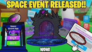 Download 🚀⚡MAGNET SIMULATOR NEW SPACE EVENT! I GOT THE BEST MAGNET AND PETS!! ⚡🚀 Video
