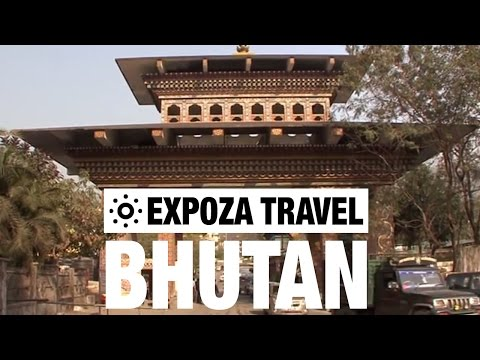 Bhutan (Asia) Vacation Travel Video Guide