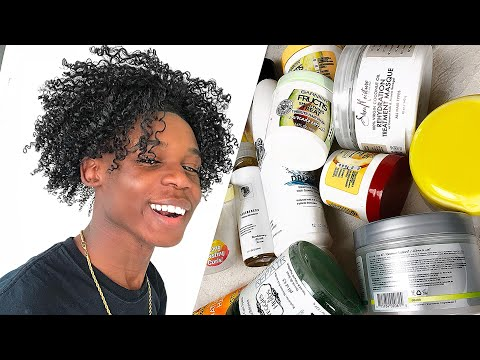 My AFFORDABLE Natural Hair STARTER KIT
