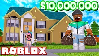 $10,000,000 VACATION IN ROBLOX