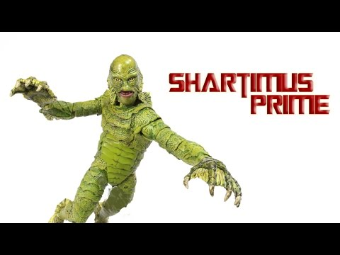 Universal Selects Creature From the Black Lagoon Movie Monster Action Figure Review