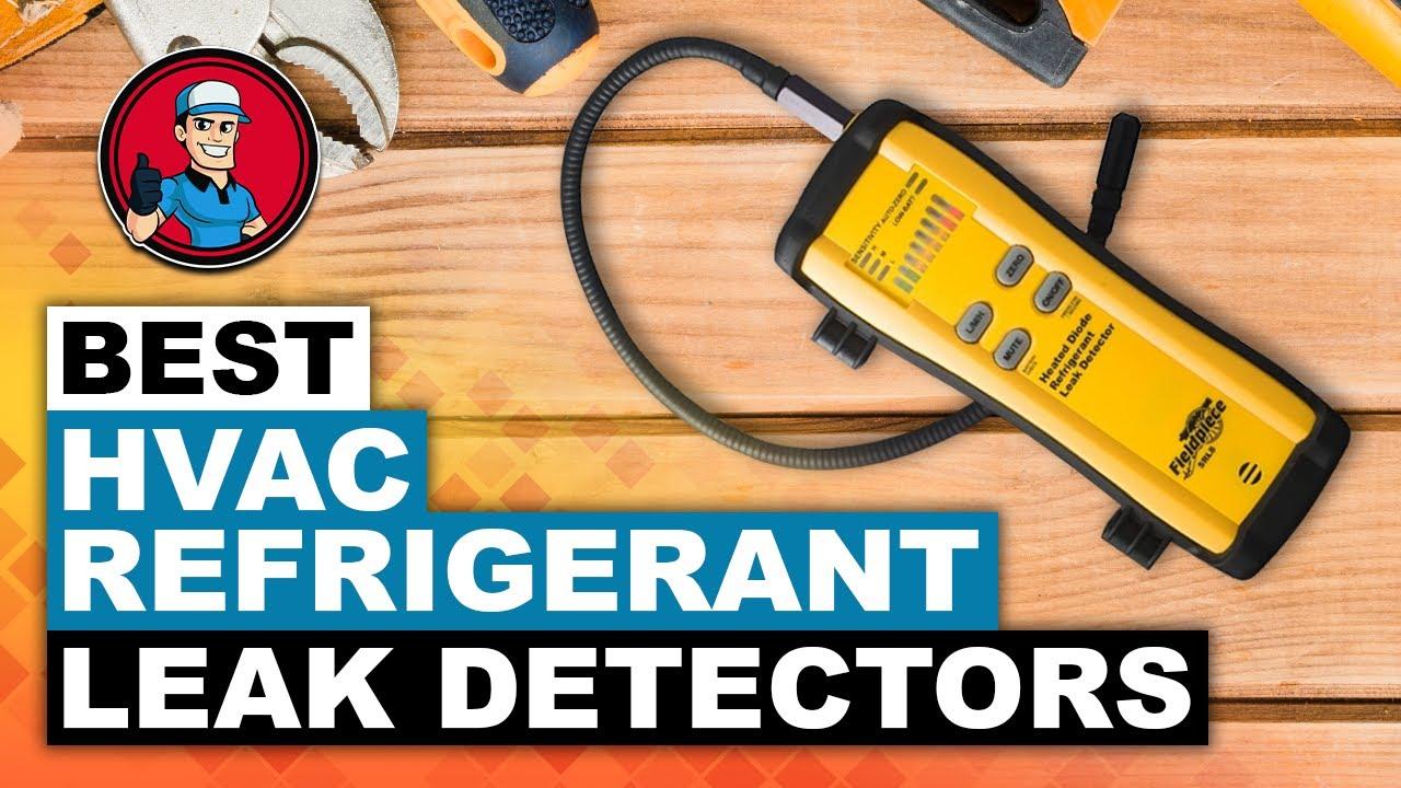 Best HVAC Refrigerant Leak Detectors 🕵 (Buyer's Guide)   HVAC Training 101