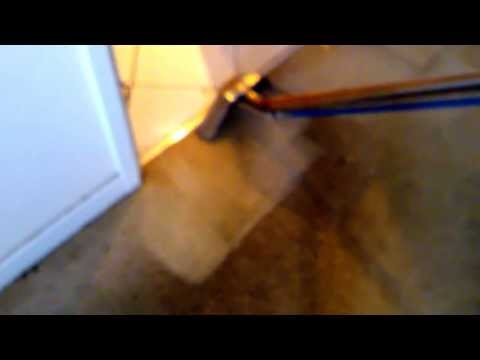 Professional Clean of a Heavily Soiled Carpet in Bath