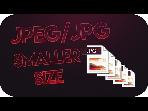 How To Make Any Image [Jpeg,Jpg,Png,Pdf]  Smaller in Size ! In Less Than a Minute