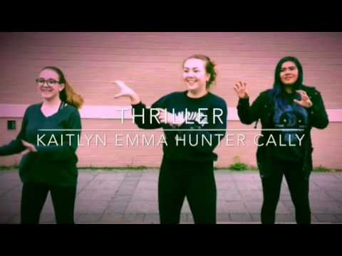 Dance tutorial for beginners - single ladies, thriller and cha cha slide