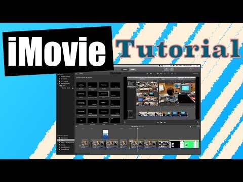iMovie Tutorial - Multiple Titles & Text Animations