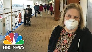 Pandemic Diaries: People Share What Their New Normal Is Like | NBC News