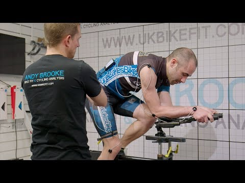 The Fastest Cycle Across Europe: Bike Fit
