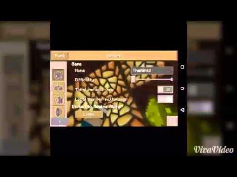 Minecraft pe 0.10.5-mod portal do nether