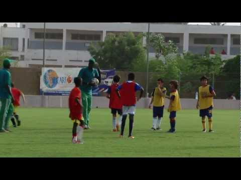 Présentation Club de Football Dakar Sacré Coeur