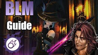 FFXIV] Thaumaturge - Black Mage Guide and Rotation - Patch