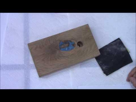 DIY  Copper & Wood Lamp