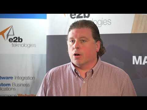 e2b teknologies Customer Testimonial - Bison Gear & Engineering