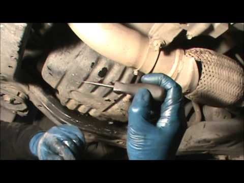 Toyota Oil Pan Gasket Replacement