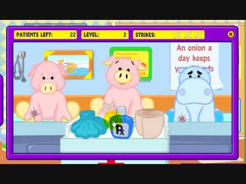 Webkinz Job Cheat to not get any strikes