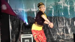 Rato Ramto Lalupate Dance (Lhochhar Reading UK 2010)