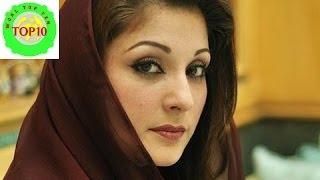 Top 10 Attractive Pakistani Women Politicians