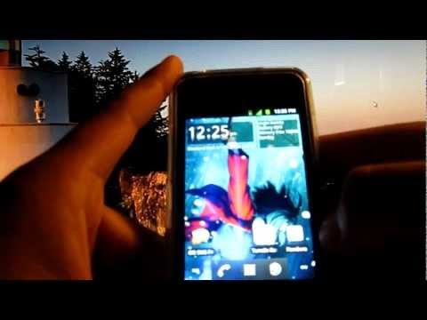 LG Optimus Elite for Virgin Mobile