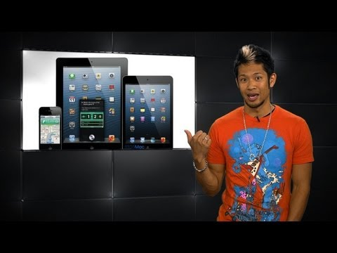 Apple Byte - The iPad Mini gets its own event