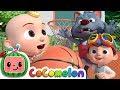 Basketball Song CoCoMelon Nursery Rhymes amp Kids Songs