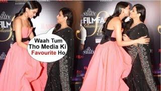 Vidya Balan JEALOUS Of Deepika Padukone Getting More ATTENTION From Media At Filmfare Awards