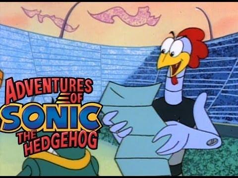 Adventures of Sonic the Hedgehog - Robolympics | Kids Cartoons | WildBrain Cartoons