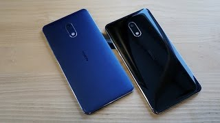 This is the new Nokia! Models 3, 5 and 6 Hands-on