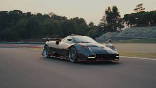 Pagani Imola - The powerhouse of technology for the racetrack and road