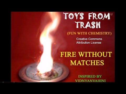 Fire without Matches | Nepali