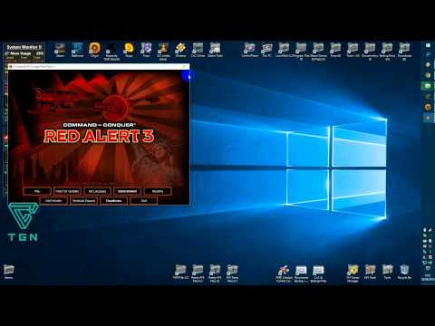 How To Install CnC Red Alert 3 MODS for Windows 10/Origin/Steam/Retail