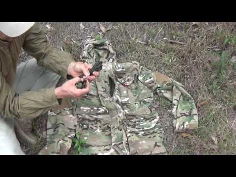 SAS Smock   - A Concept for Survival