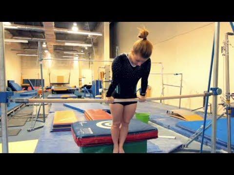 How to Do a Kip Drill   Gymnastics