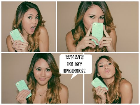What's on my iPhone?! & How I Edit my IG pics!