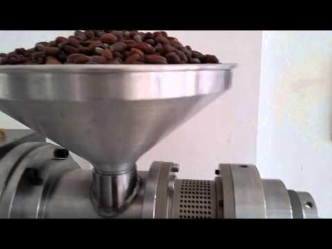 Cold Press Oil Machine - Jojoba Oil -  NF 1000  Karaerler