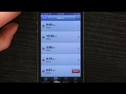 Resolving iPhone Alarm Issues : Tech Yeah!