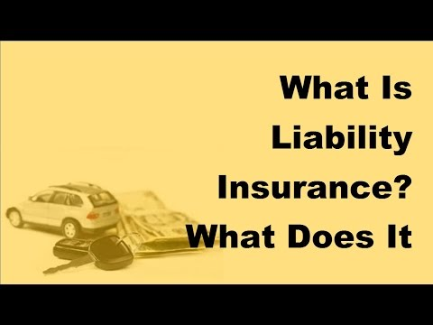 What Is Liability Insurance   What Does It Include -  2017  Liability Insurance Guide