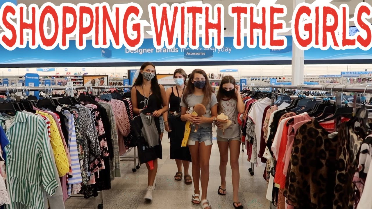 TARGET, ROSS, 5 BELOW SHOPPING HAULS! SHOP WITH ME! EMMA AND ELLIE