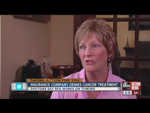 Insurance denies life-saving cancer treatment