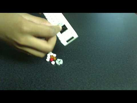 How to build a lego Wii Remote