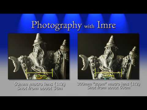 Macro Photography, Part 1 - Photography with Imre - Episode 29