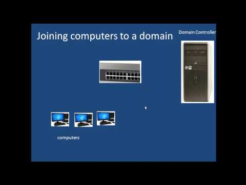 Joining a computer to domain/Offline Domain Join - Etechtraining.com