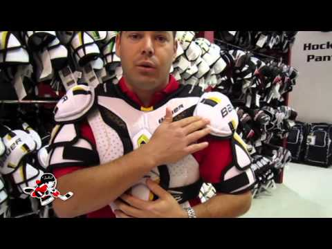 How To Properly Fit Shoulder Pads: Pro Hockey Life