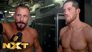 Undisputed ERA furiously hunt for NXT GM William Regal: NXT Exclusive, Aug. 14, 2019