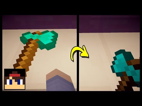 ✔ Minecraft PE: How To Pick Up Items | No Mods Or Addons!