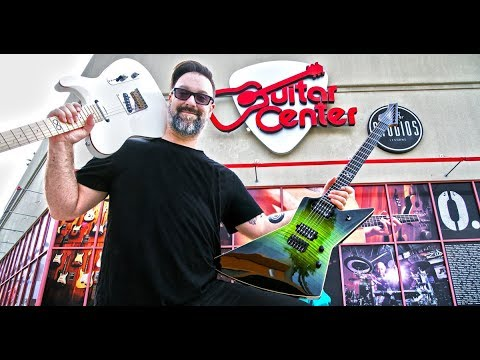 Chapman Guitars Now Available at Guitar Center
